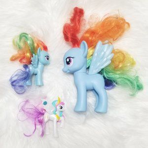 My Little Pony | Vinyl Rainbow Thunder Set of 3